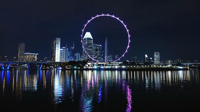 Singapore - Grande ruota